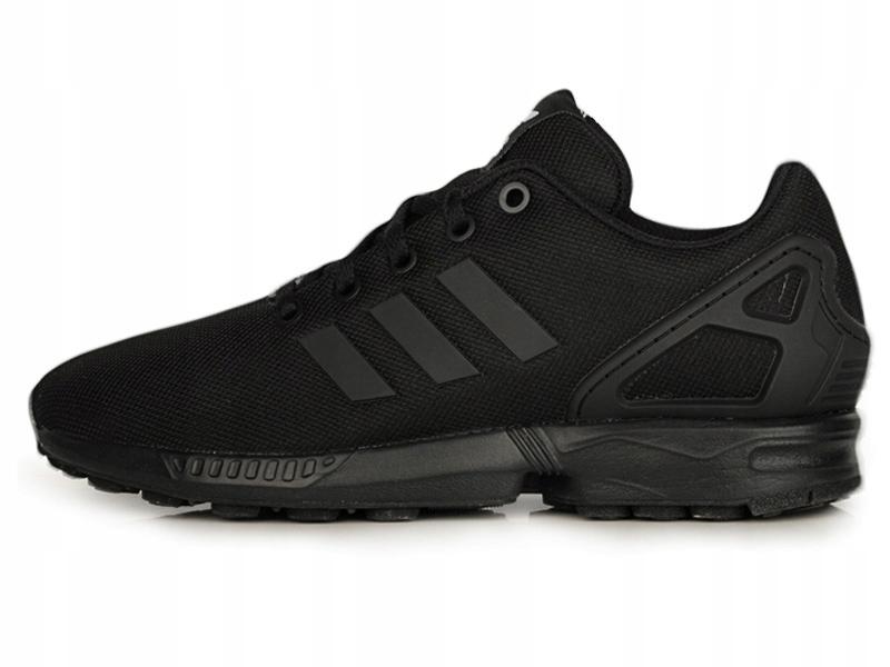 Adidas ZX Flux S82695 całe czarne NOWOŚĆ r. 37