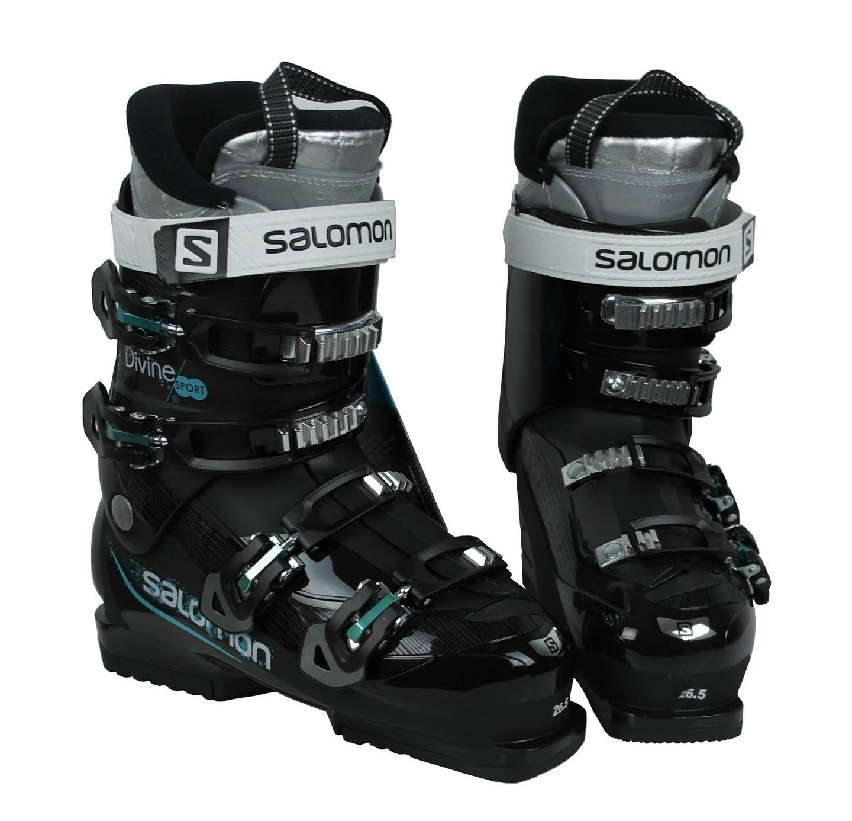 Buty narciarskie damskie salomon divine lx 25,5 Galeria