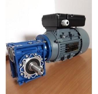 Młodzieńczy Motoreduktor 1,1kW, VMR 63 zas.230V do maszynek 32 7638059277 FK52