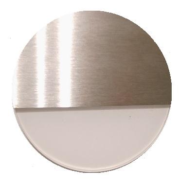 Oświetlenie Schodowe Oprawa Inox Led 12v 60fi 3