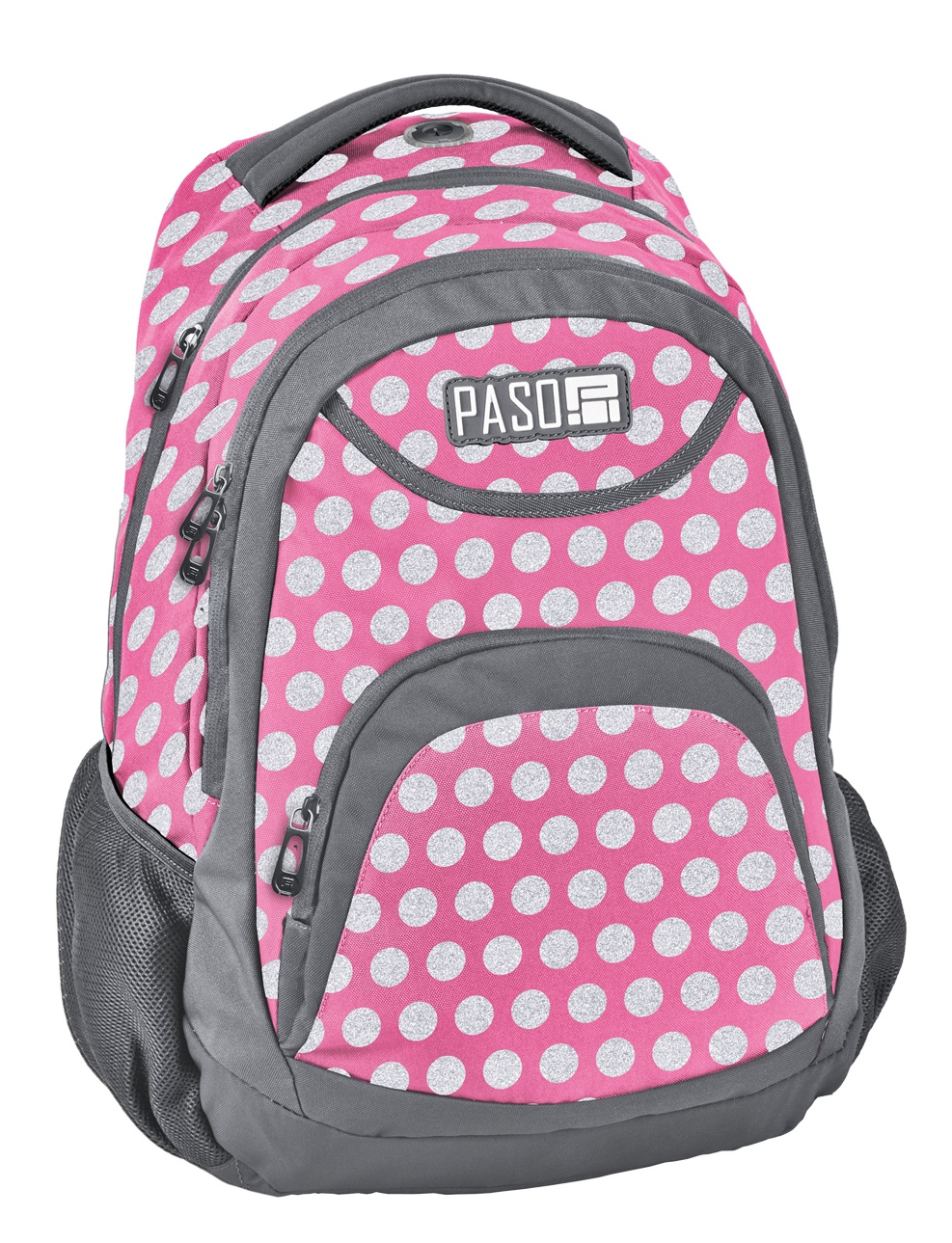 738afde86ec63 Paso plecak szkolny Multicolour 18-2708PI/16 7259354638 - Allegro.pl