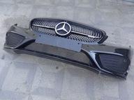 Mercedes Бампер AMG C-klasa w205 205 Diamants