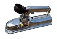 Zaczep kulowy hak do przyczepki 800kg rura Fi 50