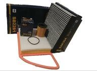 Zestaw filtrow Citron C5 III 1,6HDI dostawa gratis
