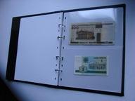 Album Klaser na Banknoty + Strony - Schulz-MM LUX