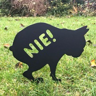 Sprzątaj po swoim psie - Tabliczka znak Pies Kupol