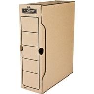 Pudło pudełko na archiwa kartonowe R-Kive 80mm