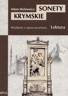 Sonety krymskie. Adam Mickiewicz