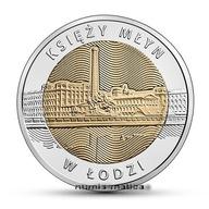 [265] 5 zł Księży Młyn w Łodzi MENNICZA
