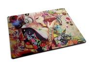 Podkładka pod mysz anime manga hentai ecchi +napis