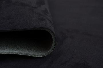 ткань автомобильная nubuk велюр обшивка крыши czarna! - фото