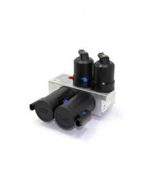 блок клапан abc mercedes w215 w220 sl r230 оригинал - фото