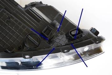 фото мини №3, Рефлектор фара правая kia ceed светодиод европа 2012