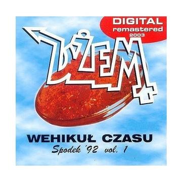 Джем, Машина Времени, летающая Тарелка '92 vol.1 CD доставка товаров из Польши и Allegro на русском