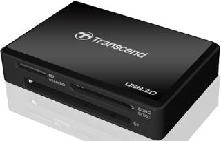 USB3.0 Transcend устройство Чтения карт CF CompactFlash, SDXC доставка товаров из Польши и Allegro на русском