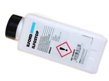 Прерыватель Ilford Ilfostop 0,5 л без запаха индикатор доставка товаров из Польши и Allegro на русском
