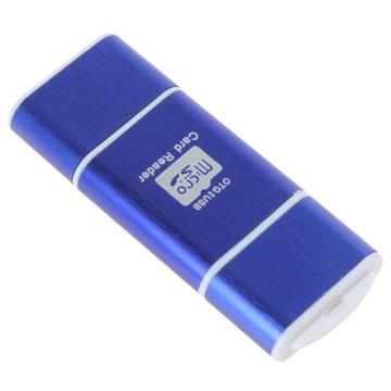 otg II, КАРДРИДЕР micro SD-USB мини для ТЕЛЕФОНА доставка товаров из Польши и Allegro на русском