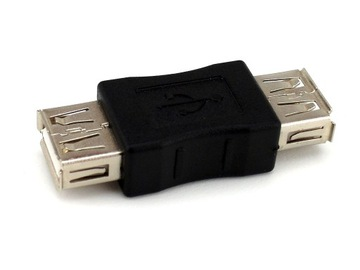 Переходник разъем разъем USB разъем женский доставка товаров из Польши и Allegro на русском