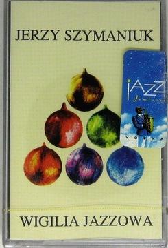 JERZY SZYMANIUK-Wigilia Jazzowa [kaseta]Folia доставка товаров из Польши и Allegro на русском