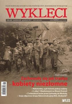 Ежеквартальный журнал Отлучены 4(8)/2017 - женщины стойким доставка товаров из Польши и Allegro на русском