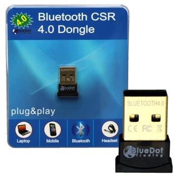Adapter Bluetooth 4.0 USB High Speed 4.0 доставка товаров из Польши и Allegro на русском