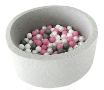 Сухой бассейн с мячами мячами мячами Милые Мне доставка товаров из Польши и Allegro на русском