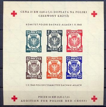 POLSKA Dachau Fi. Bl.5Ax (*) доставка товаров из Польши и Allegro на русском