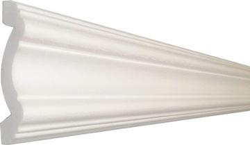 Планка настенный потолок гладкая белая H=80мм цена 2м доставка товаров из Польши и Allegro на русском
