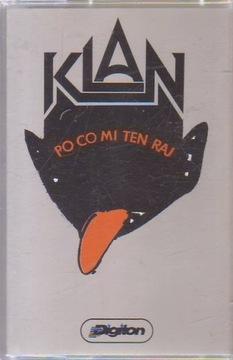 Klan Po co mi ten raj /Digiton 1992 /MC доставка товаров из Польши и Allegro на русском
