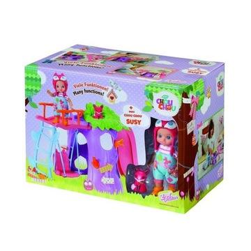 Mini Chou Chou Susy. Лесная Краина, дом детская площадка  доставка товаров из Польши и Allegro на русском
