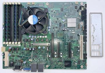 Zest. Intel SERVER BOARD S3420GP+Xeon 3430+4G ВОРОТ доставка товаров из Польши и Allegro на русском