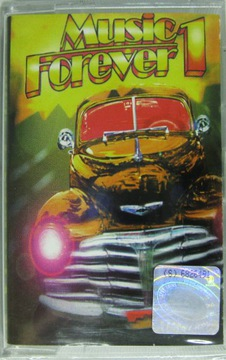 V/A:Music Forever, vol.1 [картридж MC] НОВАЯ ПЛЕНКА доставка товаров из Польши и Allegro на русском
