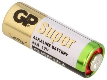 Батарейки GP 23A A23 L1028 MN21 LRV08 V23GA 12В x50 доставка товаров из Польши и Allegro на русском