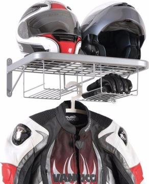ВЕШАЛКА на шлем мотоцикла полка для мотоциклиста доставка товаров из Польши и Allegro на русском
