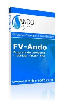 FV-Андо - программа для выставления счетов, счетов-фактур, доставка товаров из Польши и Allegro на русском