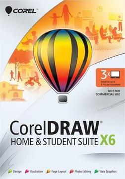 Corel DRAW X6 ru 3 ПК ДЛЯ ДОМА CorelDRAW счет-ФАКТУРА!! доставка товаров из Польши и Allegro на русском