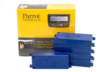 БЛОК УПРАВЛЕНИЯ PARROT CK3100 BLUE BOX РУССКОЕ МЕНЮ EBOX доставка товаров из Польши и Allegro на русском
