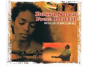 Bossa Nova From Brazil - Brazilian Jazz - Brazylia доставка товаров из Польши и Allegro на русском