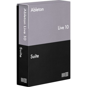 Ableton Live Suite 10 электронная версия (DIGI) доставка товаров из Польши и Allegro на русском