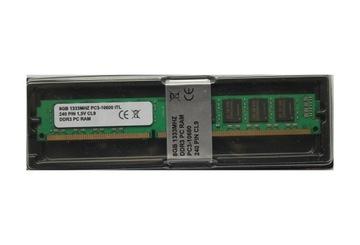8GB 1333MHZ В ОДНОЙ ОПЕРАТИВНОЙ ПАМЯТИ DDR3 ДО INTEL доставка товаров из Польши и Allegro на русском