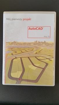 Autocad MAP 3D 2011 Mój Pierwszy Projekt Płyta CD доставка товаров из Польши и Allegro на русском