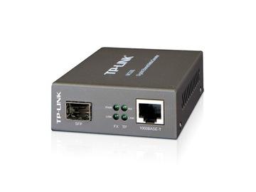 Оптоволоконный конвертер TP-LINK MC220L доставка товаров из Польши и Allegro на русском