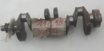 MERCEDES C 180 КОЛЕНВАЛ M 111