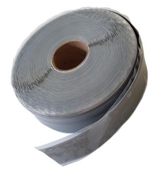 Silikónová samočinná páska + 200 * C 0,4 / 25 mm