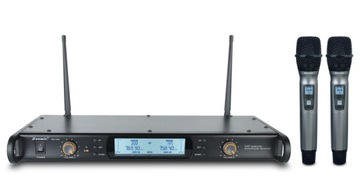 Bezdrôtové mikrofóny - Bumbal BM-7200R sada