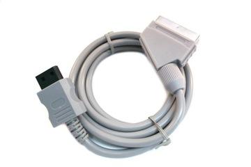 RGB Scart kábel pre Konsol Wii PAL