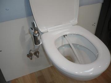 Bidet prekrytie na WC