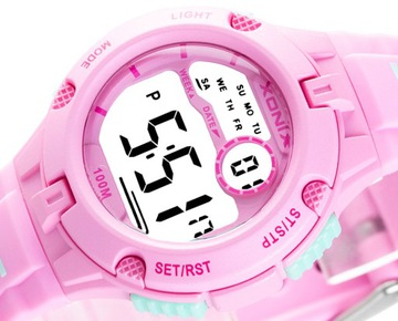 Dievčenské elektronické hodinky XONIX PRE DARČEK