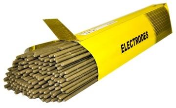 Zváracie elektródy 2,5 mm kg elektródového zváracieho stroja