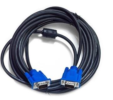 D-SUB VGA-VGA 15M kábel pre signálový monitor